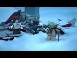 Лего: Звёздные Войны Эпизод 3: Падаванская Угроза [Дубляж от НеваФильм]